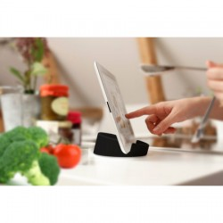 Tabletholder – også velegnet til brug i køkkenet
