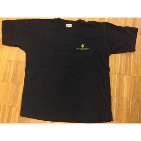 T-shirt med DHF-logo