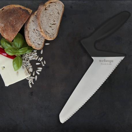 Brødkniv – let udskæring af hårde skorper